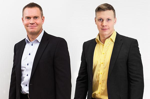 Juha ja Eino Järvisalo
